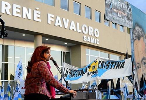 La falsa inauguración de Cristina: el hospital Favaloro permanece cerrado