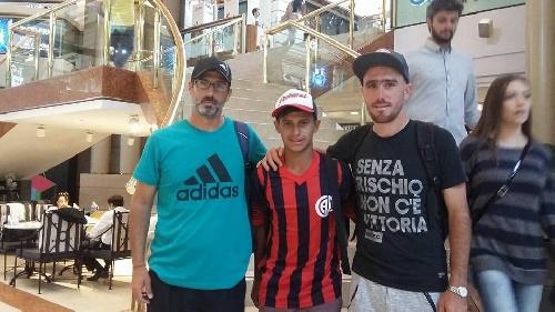 Gabriel Mercado finalmente fichó para River Plate.