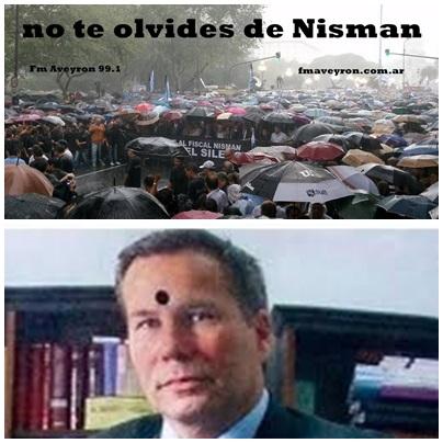 La Justicia confirma que el Fiscal  Nisman fue asesinado por su denuncia contra Cristina Kirchner