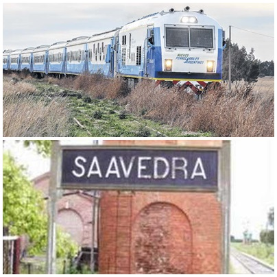 Los saavedrenses detuvieron nuevamente el tren en reclamo