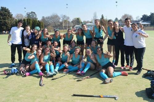 Hockey Femenino - Regional Tandil - Nuevo triunfo para el SUB 16 A.