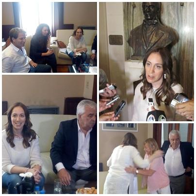 La Gobernadora Vidal visitó Pigüé