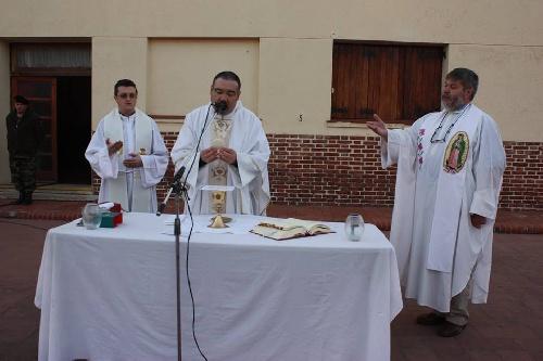 Retiro espiritual en Puan en Septiembre
