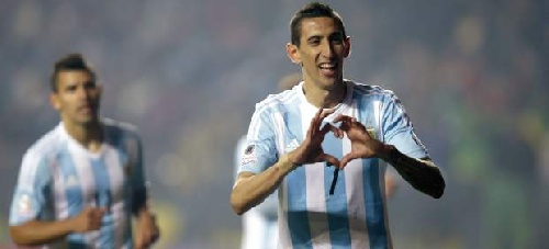 Ángel Di María ya es jugador del Paris St Germain.