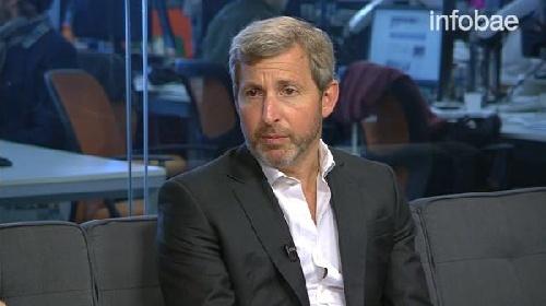"""Rogelio Frigerio: """"Más del 20% del dinero de la obra pública iba a la corrupción durante el kirchnerismo"""