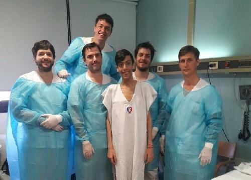 FUNDACIÓN FAVALORO: realizó en el país el primer trasplante bipulmonar y hepático de Latinoamérica