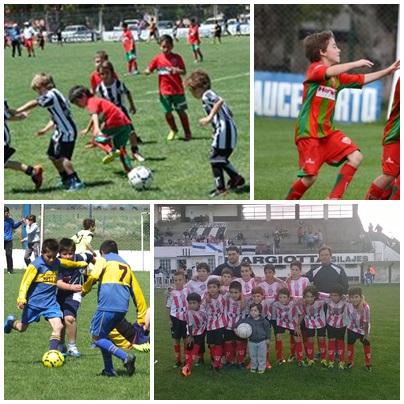 """Fútbol Infantil - Nueva presentación de Unión en el  """"Patoruzito"""" Suarense"""