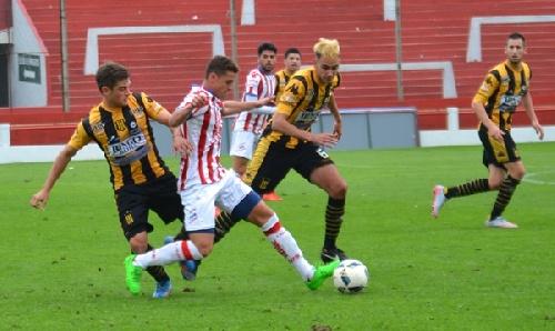 AFA - 3ra División - Olimpo le ganó a Unión con Braian Pazos ingresado en el 2° tiempo y Nicolás Cabral titular.