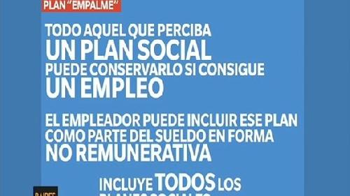 Bahia Blanca: Casi 1.500 bahienses podrán insertarse en el Plan Empalme inicialmente