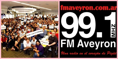 FOPEA repudió el editorial de La Nación sobre represores.- Fm Aveyron 99.1 suscribe el repudio al igual que los trabajadores de La Nación