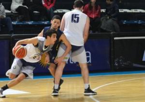 Basquet Bahiense - Sin puntos de Martín Cleppe, Estudiantes derrotó a Estrella.