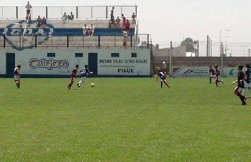 LRF - Inferiores - Tres victorias y un empate registró Peñarol ante Deportivo Argentino