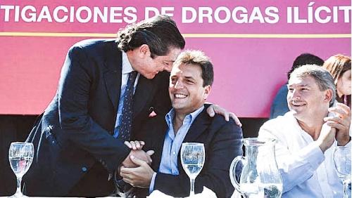 El Procurador General acusa al fiscal preferido de Sergio Massa de proteger a narcotraficantes