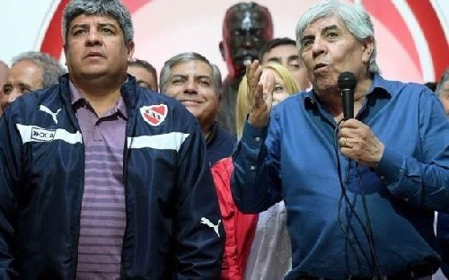 Moyano y el sindicato Camioneros anuncian huelga para éste jueves y coinciden en el mismo con el paro de las dos CTA y los docentes bonaerenses