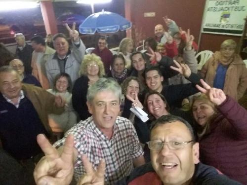 Unidad Ciudadana en Saavedra