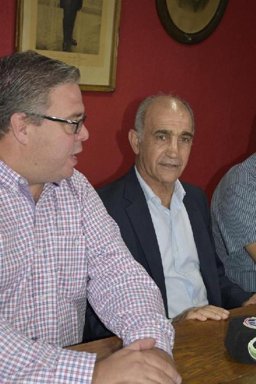 El vice gobernador Daniel Salvador visitará Pigüé