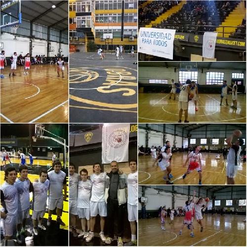 La UPSO en los Juegos Universitarios Argentinos 2015