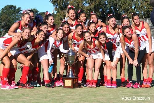 Hockey Femenino - Monte Hermoso con Ivana Masars campeón en Bahía Blanca por 8va vez consecutiva