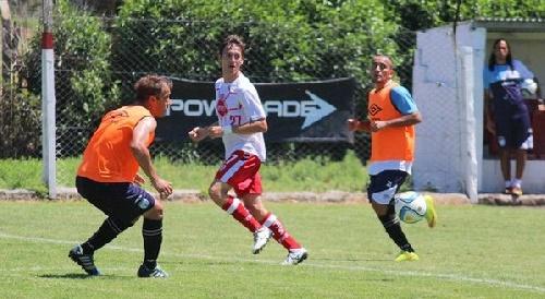 AFA 1ra División - Derrota de Atlético Tucumán ante Unión de Santa Fe con Leo González de titular.