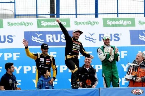 Turismo Carretera - Luis Jose Di Palma ganó en Comodoro Rivadavia y se ubica a 30.5 puntos del puntero de la Copa de Oro.