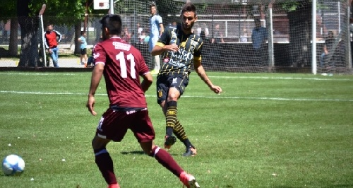 Afa - Reserva - Derrota de Olimpo ante el puntero Lanús - Ramiro Sánchez titular en el aurinegro.