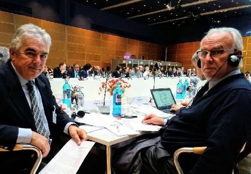 Jaime Linares en Asamblea Progresista de Alemania
