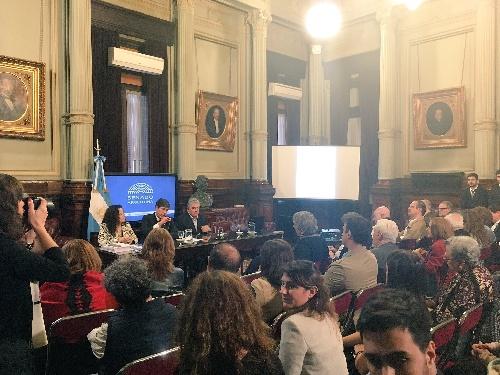 """Jaime Linares: """"Los tiempos que vivimos hacen necesario declarar la Emergencia Social"""""""