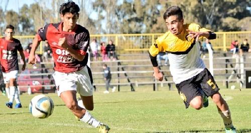 AFA - Inferiores - Empate de la 4ta de Olimpo y derrota de la 5ta división de Olimpo - Sánchez y Otondo fueron de la partida.