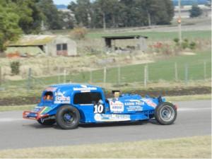 TC del 40 Sudeste - Ruben Guarino, 1° y 3° en las clasificaciones del sabado.