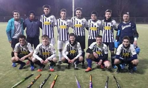 Hockey Masculino - Club Sarmiento y Deportivo Sarmiento empataron sin goles.