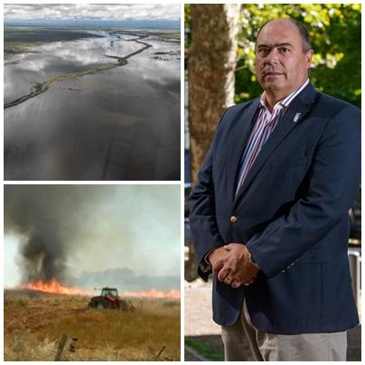 PROYECTO PARA CREAR UNA NUEVA LEY DE EMERGENCIA Y DESASTRE AGROPECUARIO