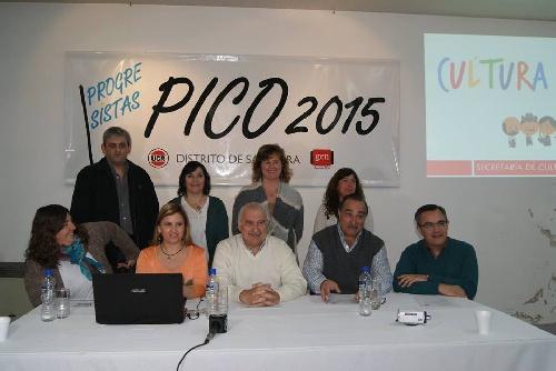 Alejandra Varela sería la secretaria de cultura de un futuro gobierno municipal progresista