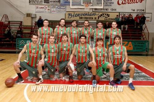 Deportivo Sarmiento de Coronel Suárez entre los cuatro mejores equipos de la provincia buscando el ascenso al federal.