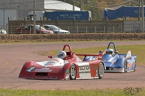 Sport Prototipos - Matías Perrozi se quedó con las dos finales de la categoría en Viedma.