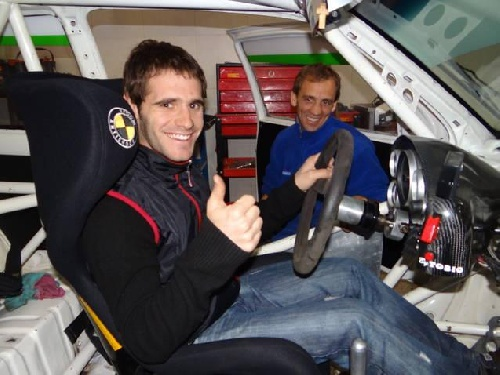 Turismo Pista Clase 3 - Emiliano González primero en su serie siendo el más rápido de las previas a la final.