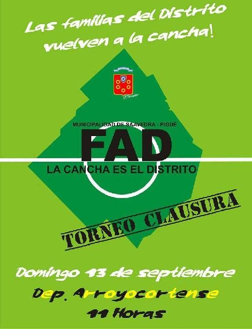 Futbol amateur - FAD