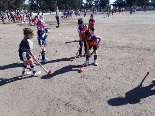 Hockey - Encuentro de Divisiones formativas en Carhué.