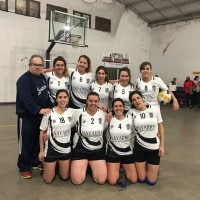 Voley Femenino - Victoria de Club Sarmiento y pase a la final.