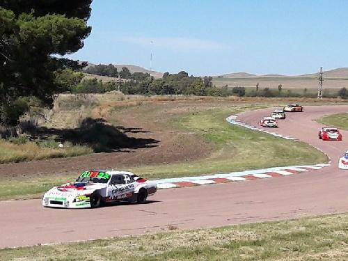 TC del SudOeste - Perez Bravo y Juan Sosa los ganadores en Pigüé - Furch y Ezequiel Albero los pigüenses destacados.