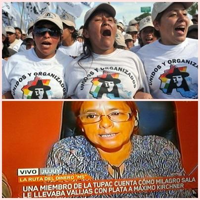 "Denuncian que Máximo Kirchner (a quien apodaban ""El principito"") recibía dinero de Milagro Sala"