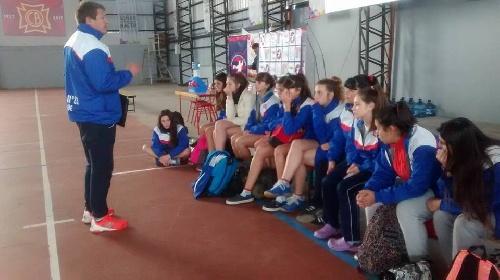 Handball - Se está jugando en nuestra ciudad el Provincial de Cadetes.