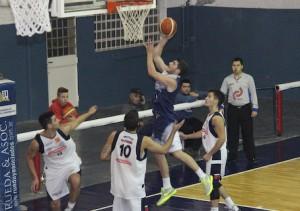 Basquet Bahiense - Con excelente aporte de Martín Cleppe, Estudiantes derrota a Naposta y crece en la tabla general.
