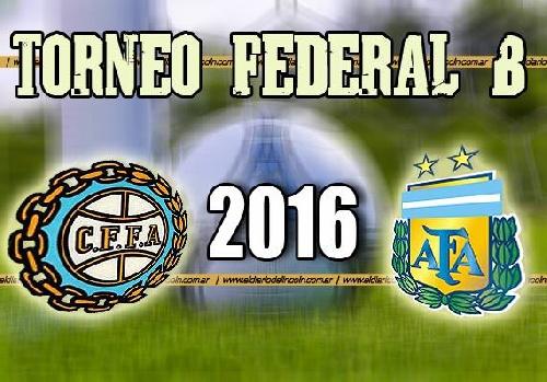 Federal B - Conformadas las zonas del torneo que disputará Deportivo Sarmiento de Coronel Suárez.