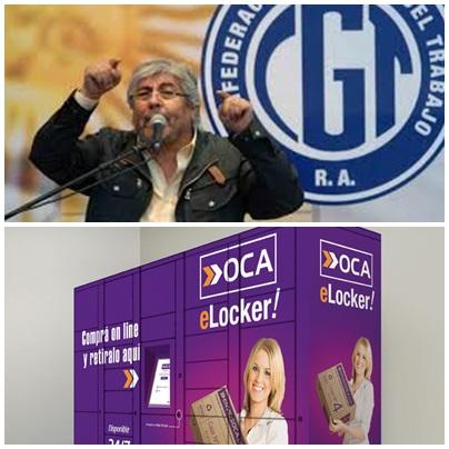 Moyano y el dueño de OCA, juntos en operaciones por 100 millones