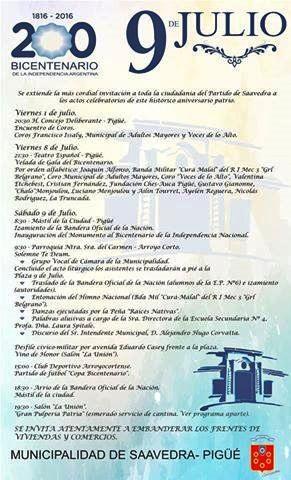 Programa local del Bicentenario