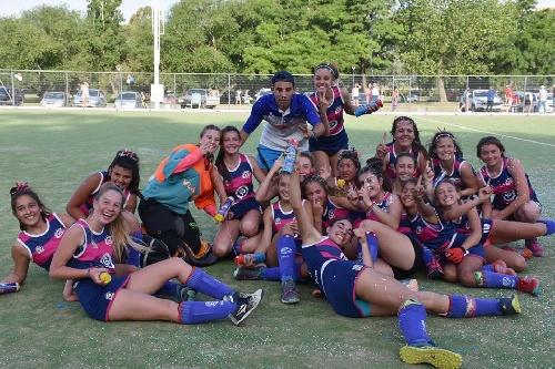 Hockey Femenino - Cef 83 venció 3 a 2 a Sarmiento y es el Campeón Anual.