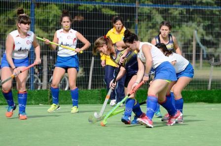 Hockey - Nutrida actividad en la Federación del Sud Oeste bonaerense.