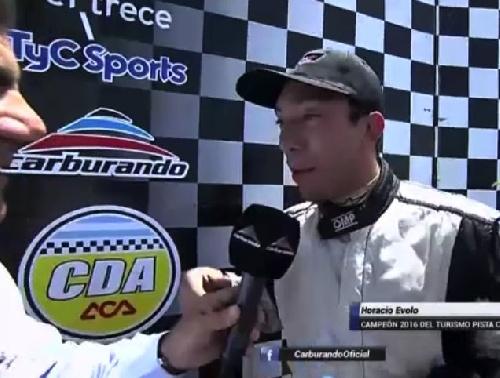 Turismo Pista Clase 3 - La carrera para Eidelstein, el campeonato para Horacio Evolo. Emi González gran protagonista en la final.