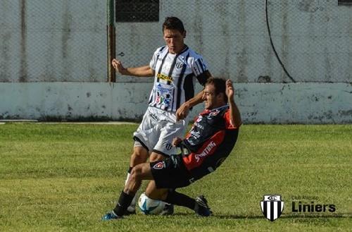 Federal B - Liniers, el conjunto de Facundo Lagrimal cayó en Ayacucho.