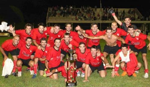 LRF - Independiente de Pueblo San José se consagró campeón del torneo estival suarense.